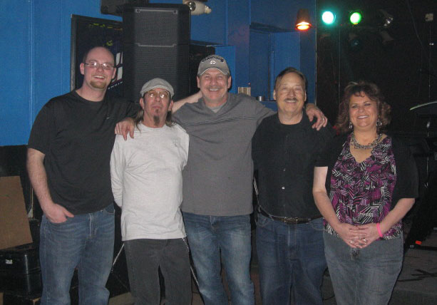 Dawn Mushill Marks an Item Off her Bucket List- Avery Hill Band
